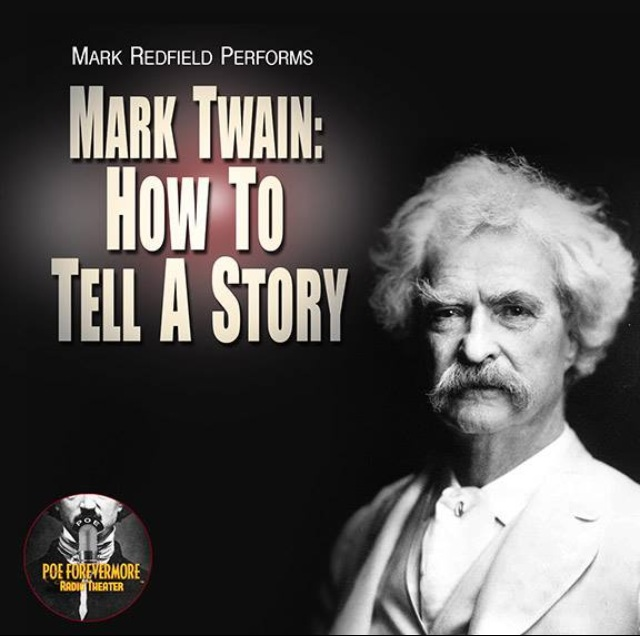 Mark Twain: How To Tell A Story