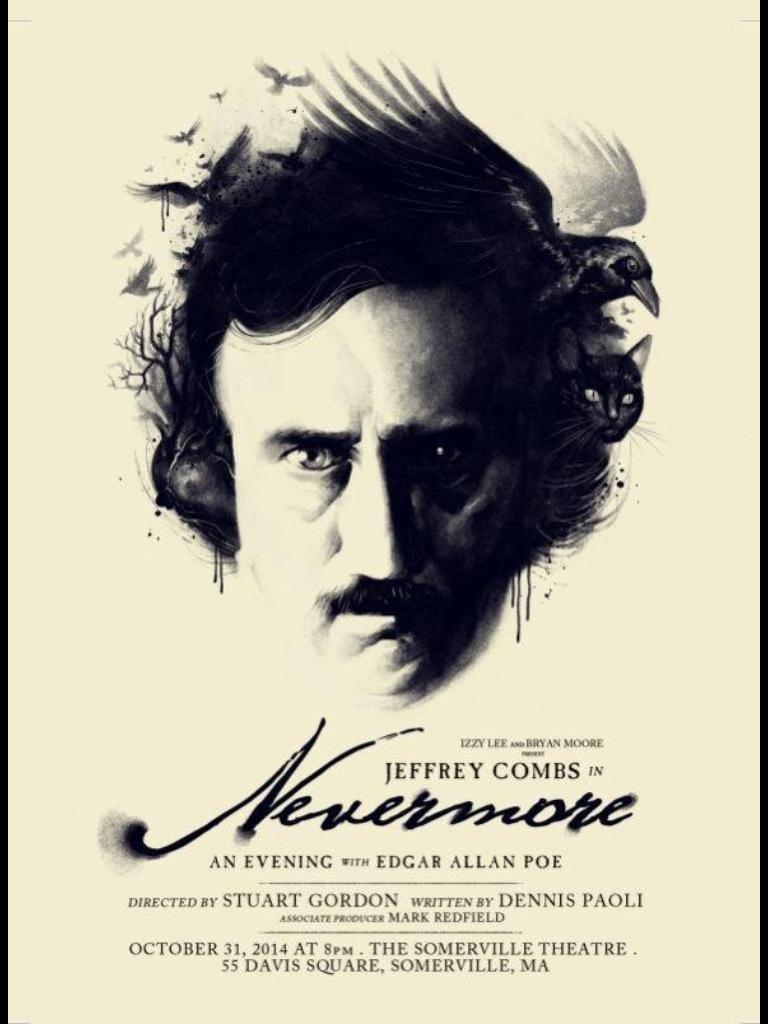 Nevermore: An Evening With Edgar Allan Poe